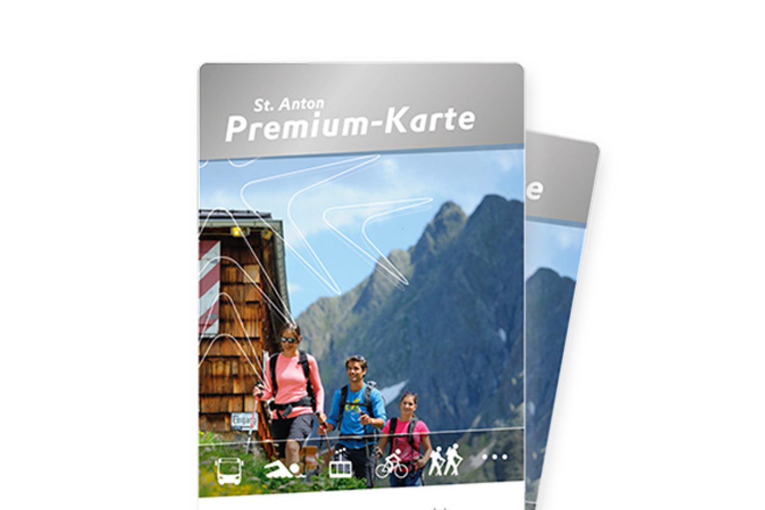 20% off with the St. Anton Premium Card