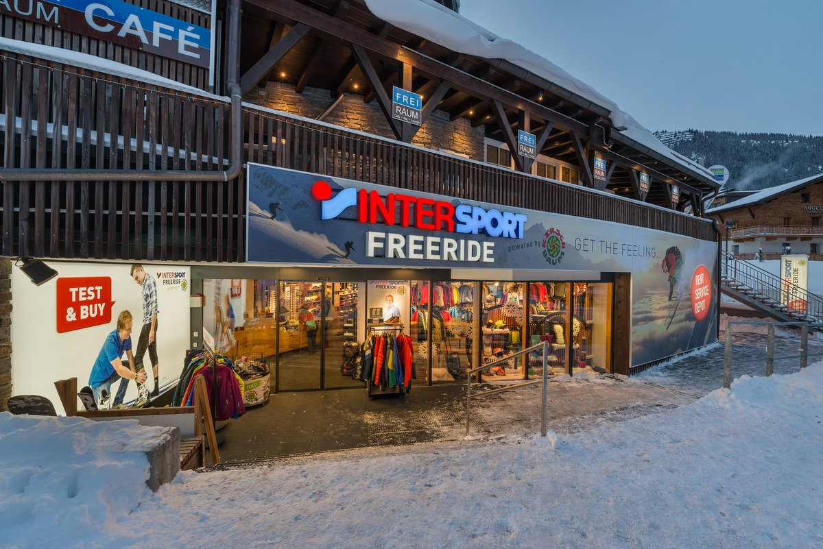 Rendlbahn – Intersport Freeride
