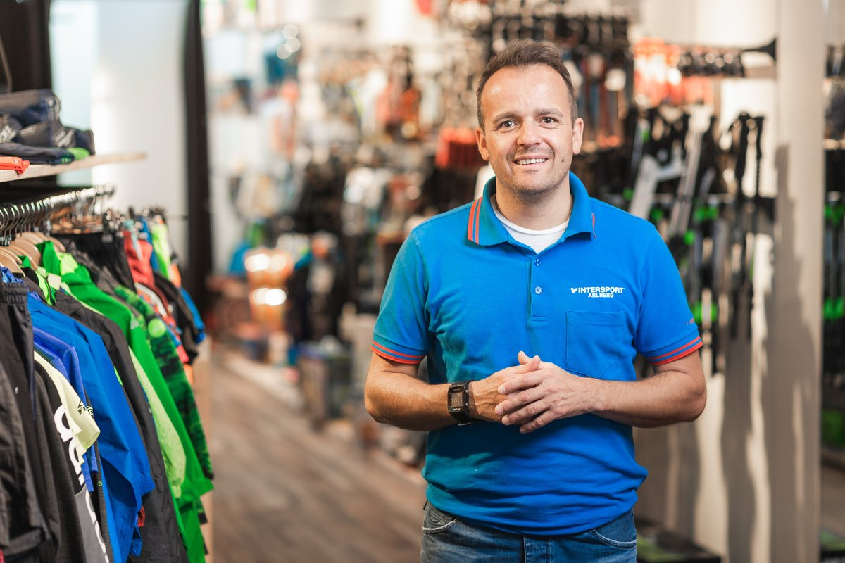 Simon Matt, Store Manager, St. Anton - Central