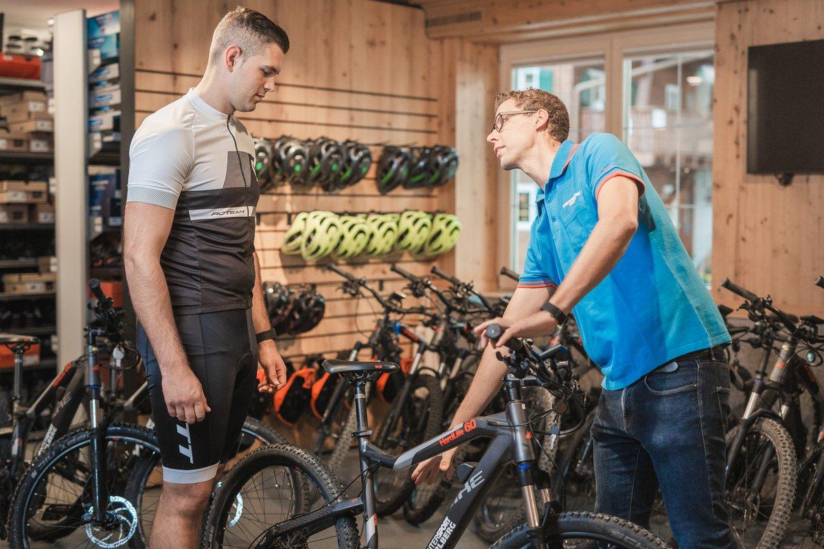 Klettersteigset Intersport : Online bikeverleih intersport arlberg st.anton am tirol
