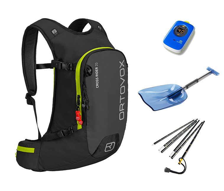 Avalanche Safety Set