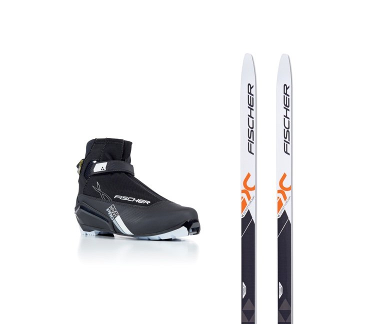 Cross-country ski set